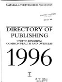 Directory of Publishing PDF