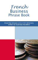 French Business Phrase Book