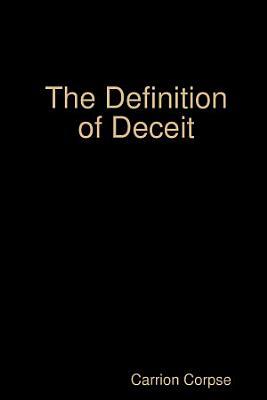 The Definition of Deceit PDF