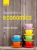 Foundations of Economics PDF