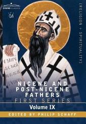 Nicene and Post-nicene Fathers First Series, St.chrysostom: On the Priesthood, Ascetic Treatises, Select Homilies and Letters, Homilies on the Statues