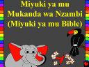 Miyuki ya mu Mukanda wa Nzambi (Miyuki ya mu Bible)