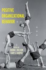 Positive Organizational Behavior