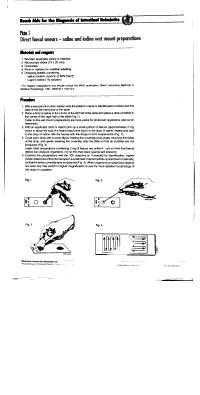 Basic laboratory methods in medical parasitology PDF