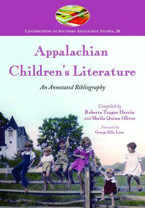 Appalachian Children  s Literature PDF