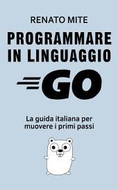 Programmare in Linguaggio Go: La guida italiana per muovere i primi passi
