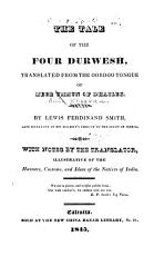 The Tale of the Four Durwesh PDF