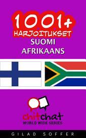 1001+ harjoitukset suomi - afrikaans