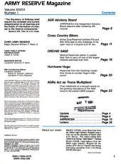 Army Reserve Magazine PDF