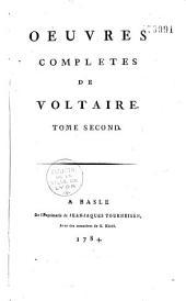 Oeuvres complètes de Voltaire: Volume26
