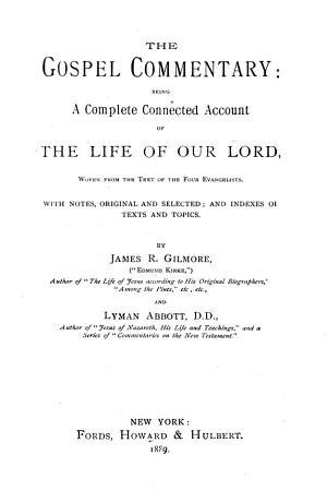 The Gospel Commentary PDF