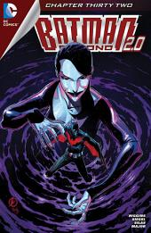 Batman Beyond 2.0 (2013-) #32