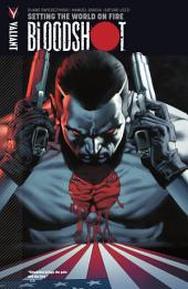 Bloodshot Vol. 1: Setting the World on Fire TPB