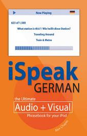 iSpeak German Phrasebook