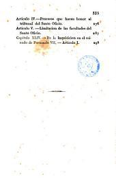 Historia crítica de la inquisición de España, 7: obra original conforme á lo que resulta de los Archivos del Consejo de la Suprema, y de los Tribunales de provincia