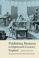 Publishing Business in Eighteenth century England PDF