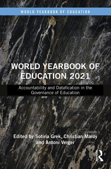 World Yearbook of Education 2021 PDF