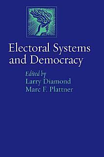 Electoral Systems and Democracy Book