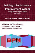 Building a Performance Improvement System, 2e