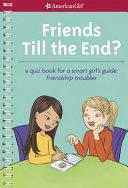 Friends Till the End  PDF