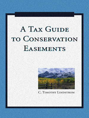 A Tax Guide to Conservation Easements PDF