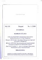 Mezhdunarodnye problemy PDF