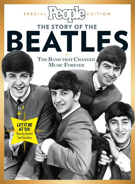 Download PEOPLE The Story of the Beatles Book