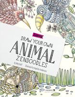 Draw Your Own Animal Zendoodles PDF