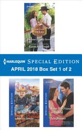 Harlequin Special Edition April 2018 Box Set - Book 1 of 2: Fortune's Family Secrets\The Baby Switch!\From Best Friend to Daddy