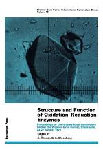 Structure and Function of Oxidation–Reduction Enzymes
