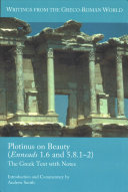 Plotinus on Beauty  Enneads 1 6 and 5 8 1   2  PDF