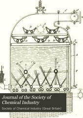Journal of the Society of Chemical Industry: Volume 10