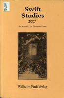 Swift Studies PDF