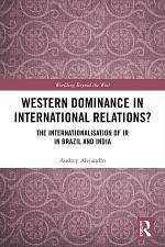 Western Dominance in International Relations?