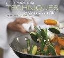 Download Fundamental Techniques of Classic Cuisine Book