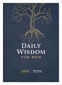 Daily Wisdom for Men 2022 Devotional Collection