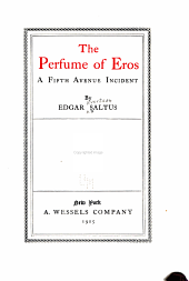 The Perfume of Eros: A Fifth Avenue Incident