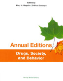 Annual Editions  Drugs  Society  and Behavior  29 e