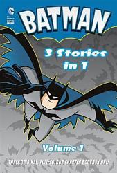 Batman 3 Stories in 1  Volume 1 PDF