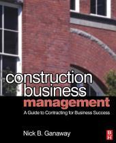 Construction Business Management