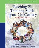 Teaching 21 Thinking Skills for the 21st Century