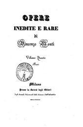 Opere inedite e rare: Volume 4