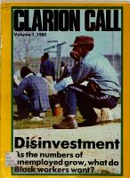 Clarion Call PDF