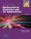 An Introduction to Mathematical Statistics and Its Applications PDF