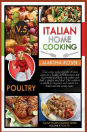 ITALIAN HOME COOKING 2021 VOL.5 POULTRY