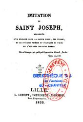 Imitation de Saint-Joseph