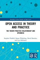Open Access in Theory and Practice PDF