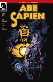 Abe Sapien #15