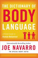 The Dictionary of Body Language PDF