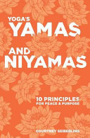 Yoga s Yamas and Niyamas Book